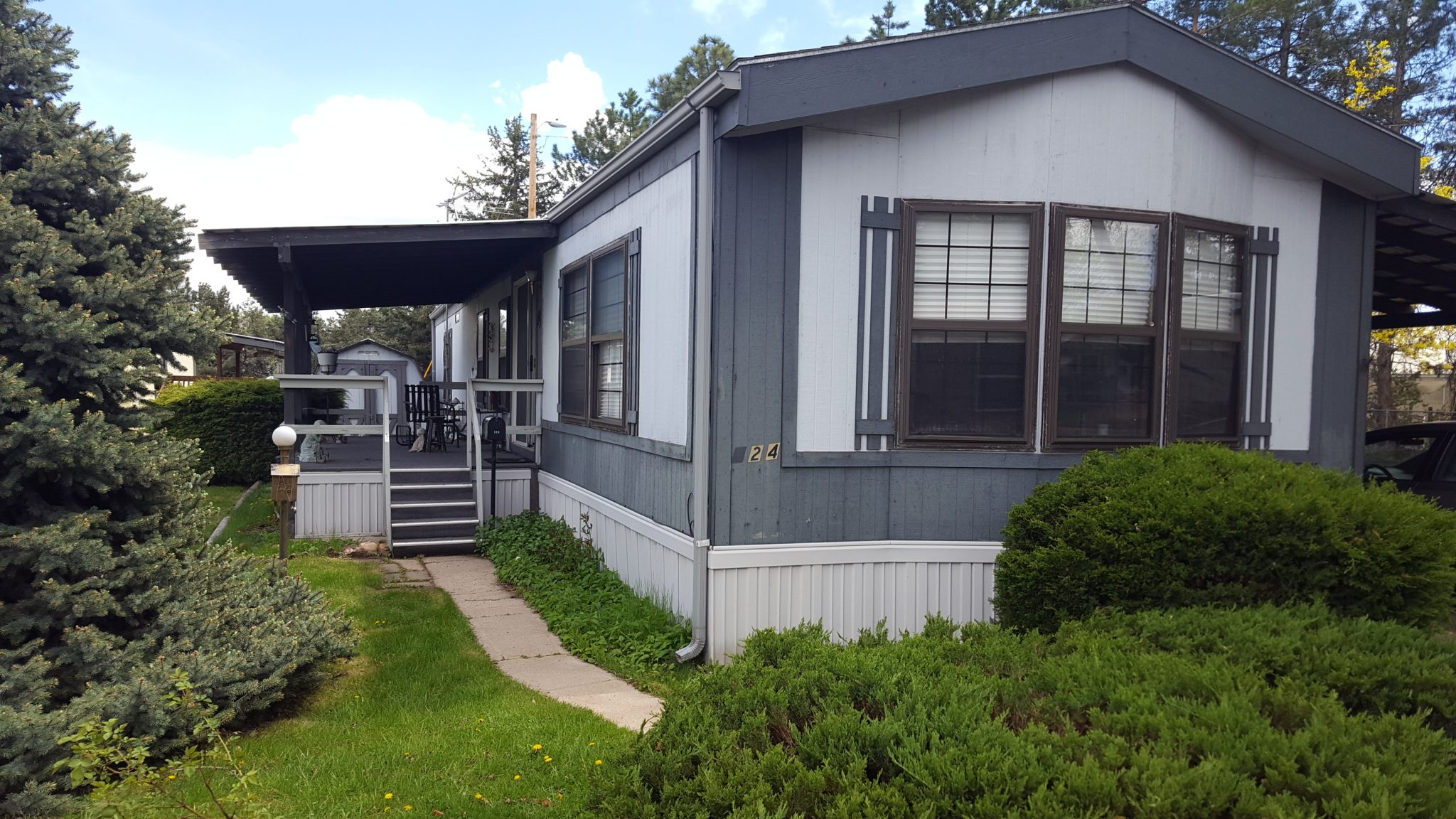 MUST SEE Feature Packed Manufactured Home Inside 55 Community