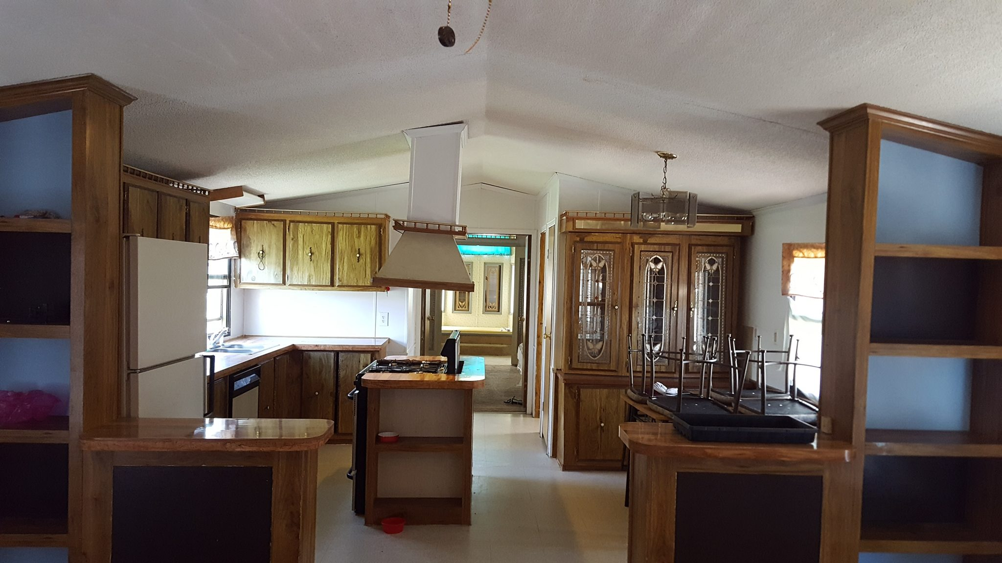 Single Wide Mobile Home Kitchen Renovations Before Mobile Home