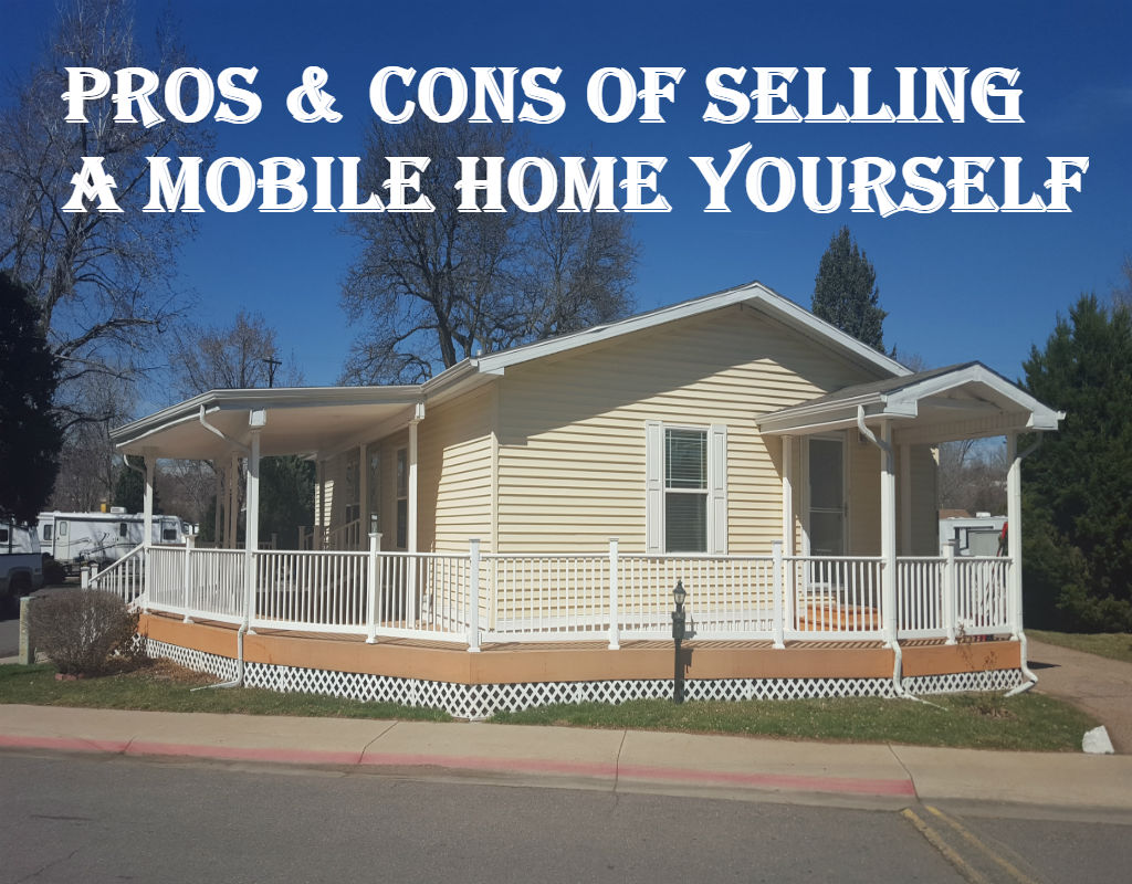pros cons of selling a mobile home yourself colorado mobile homes manufactured homes for sale. Black Bedroom Furniture Sets. Home Design Ideas