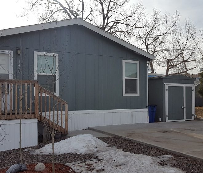 trailer home for sale