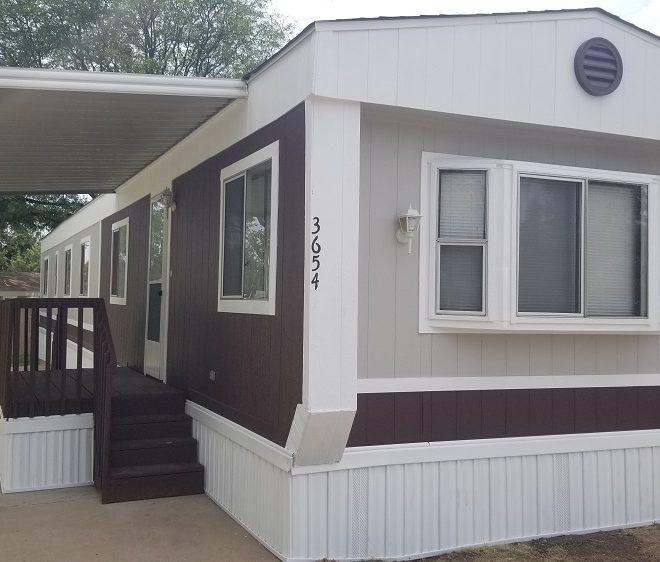 manufactured homes in denver