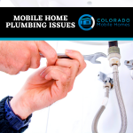 mobile home plumbing issues