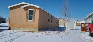 Mobile Homes in Evans