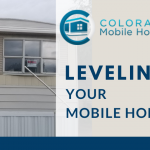 Leveling Your Mobile Home
